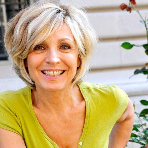 Evelyne Dhéliat en deuil, la «madame météo» de TF1 a perdu son mari Philippe