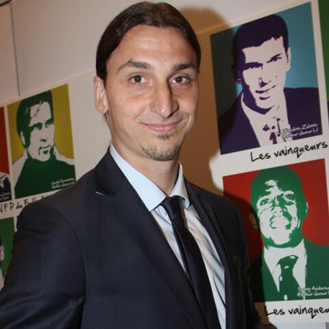 Zlatan Ibrahimovic en sur mesure chez Berluti