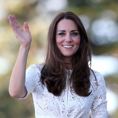 Dans le vestiaire australien de Princesse Kate