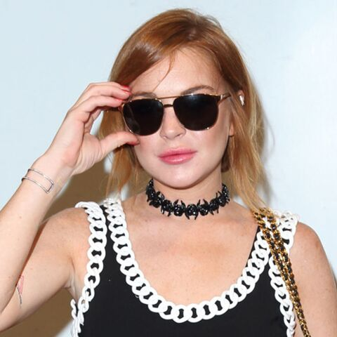 T'as le look… Lindsay Lohan!