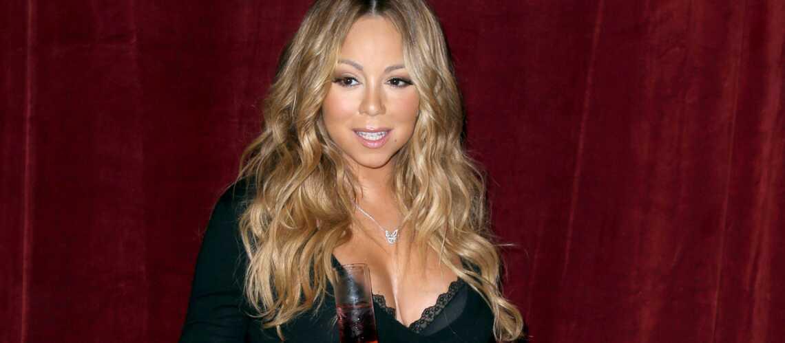Mariah Carey présente une boisson «mélodique»
