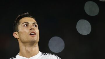 Cristiano Ronaldo dans l'espace