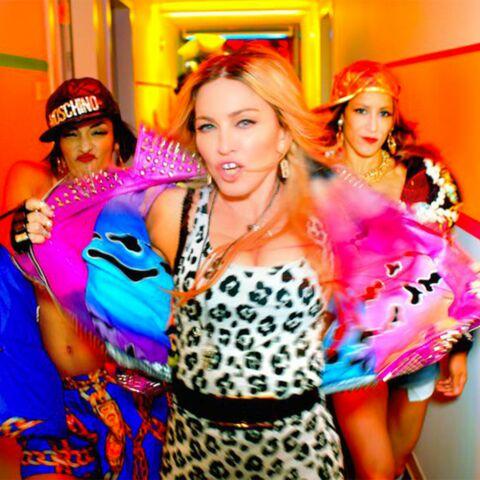 Madonna à nouveau censurée aux Etats-Unis