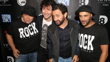 """Gala By Night: Cyril Hanouna déchaîné à la soirée de lancement de l'album """"Touche pas à ma zik"""""""