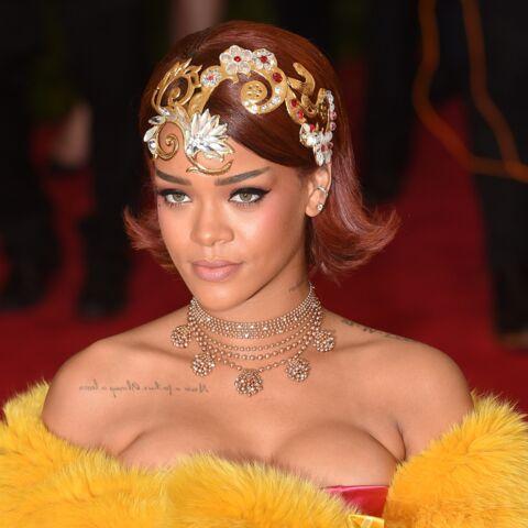 Rihanna devient designer