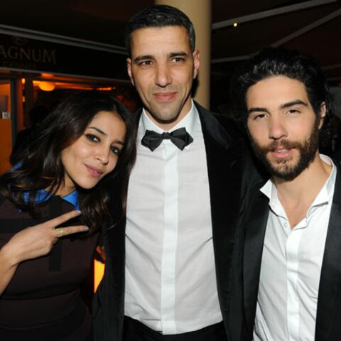Leïla Bekhti et Tahar Rahim réunis à Cannes
