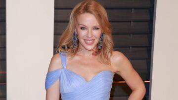 Kylie Minogue dévoile les côtés positifs de son cancer du sein