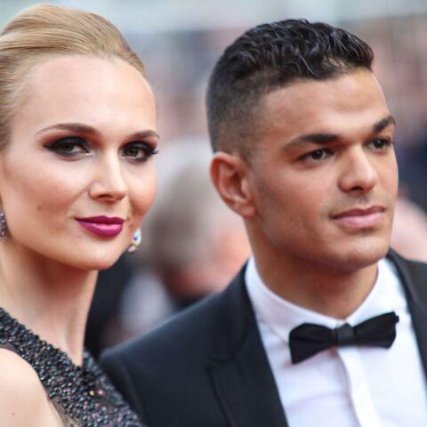 Hatem Ben Arfa, au bras d'une mystérieuse inconnue à Cannes