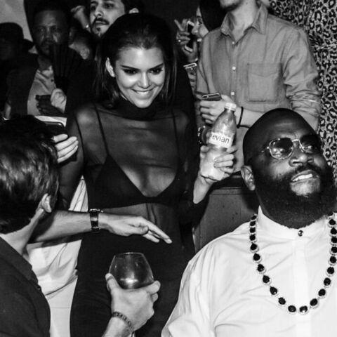 Cannes by night – Kendall Jenner au Gotha Club