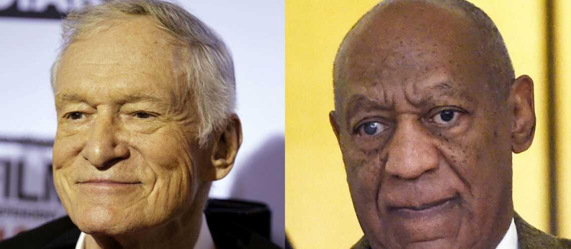 Hugh Hefner poursuivi pour complicité de viol avec Bill Cosby