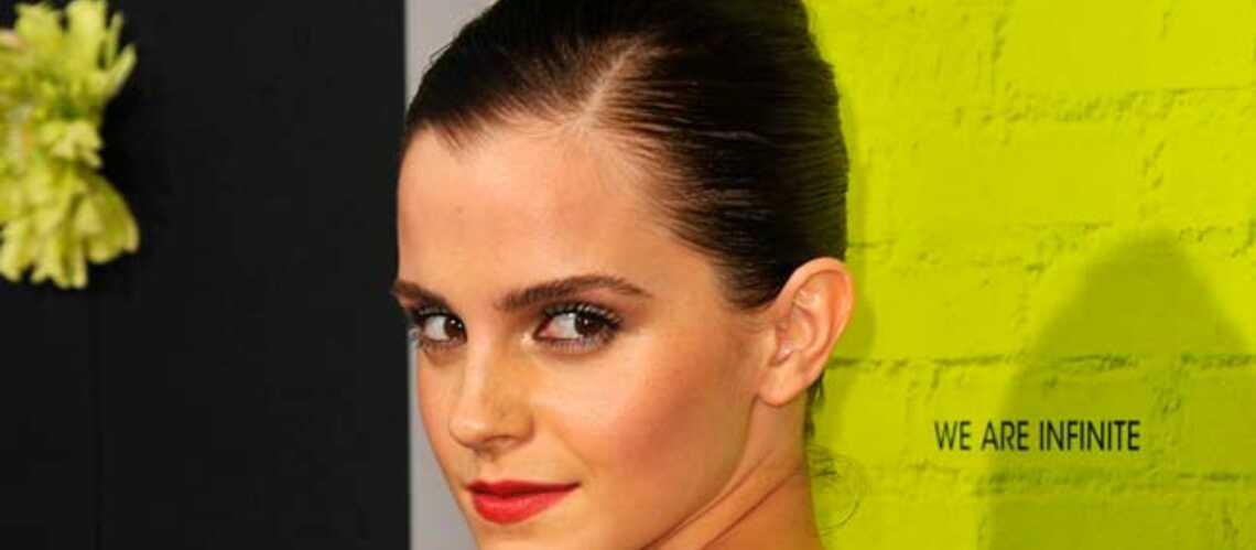 Pas de menottes pour Emma Watson