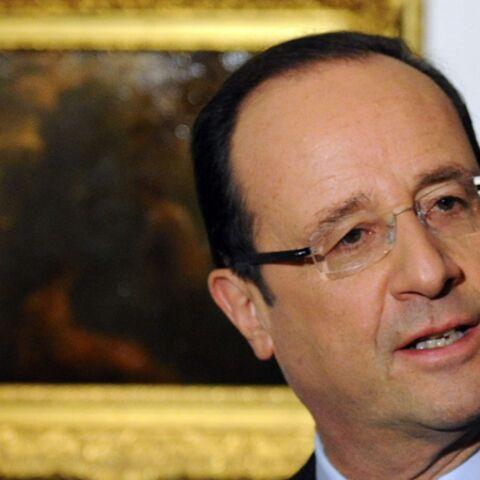 François Hollande préfère rire des moqueries de Carla Bruni