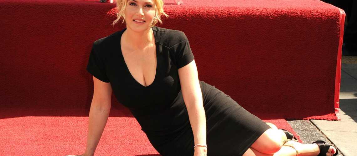 Kate Winslet parmi les étoiles