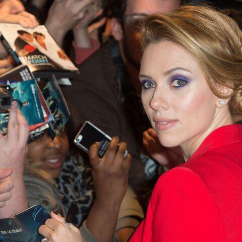 Photos- Scarlett Johansson sublime l'avant-première de Captain America