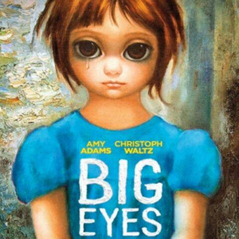 Big Eyes: Tim Burton, là où on ne l'attendait pas ***