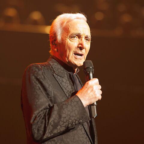 Charles Aznavour en veut «Encores»