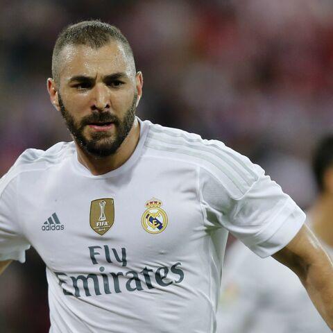 Karim Benzema entendu dans une affaire de blanchiment d'argent
