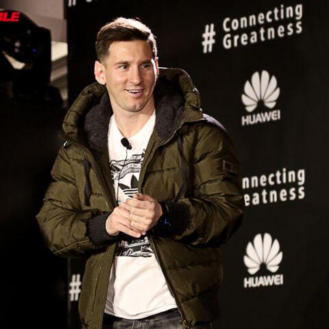 Lionel Messi nommé ambassadeur des smartphones Huawei
