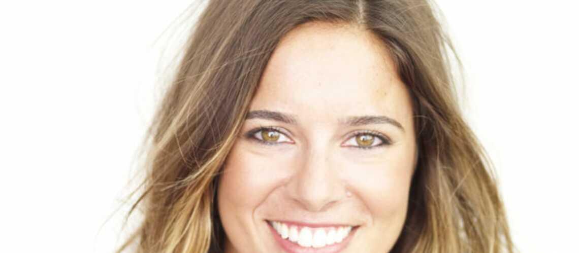 Jenna Menard, make up artist de Clinique