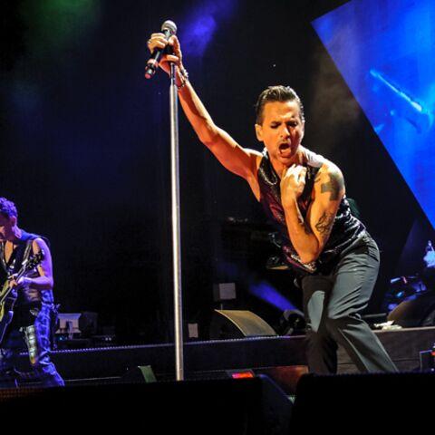 Coup de froid sur Depeche Mode