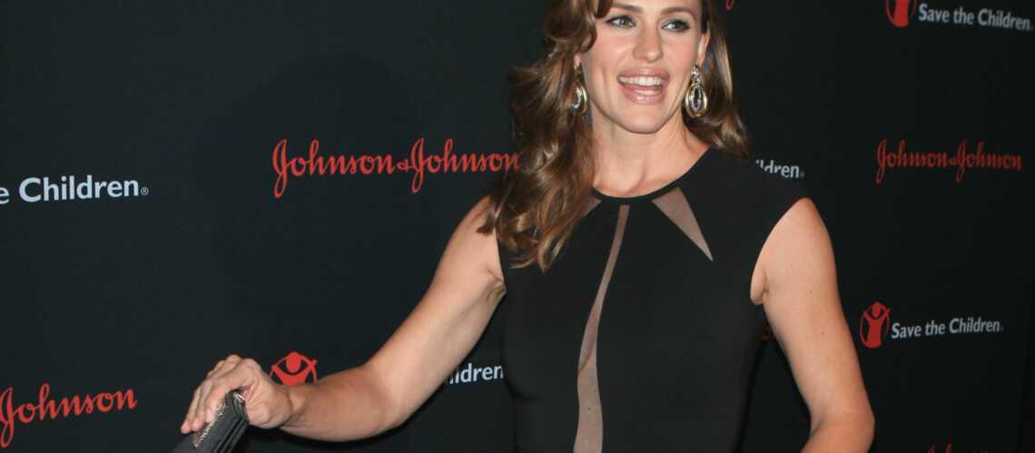 Jennifer Garner: bientôt divorcée… et à nouveau sexy