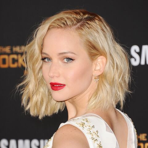 Shopping beauté de star – La bouche rouge de Jennifer Lawrence