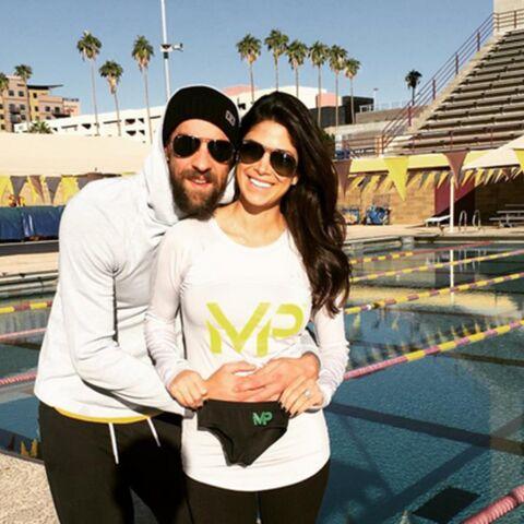 Michael Phelps va être papa