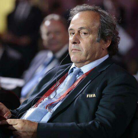 Michel Platini toujours serein et déterminé