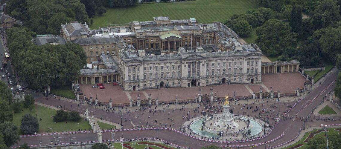 Buckingham Palace: une rénovation à plus de 400 millions d'euros