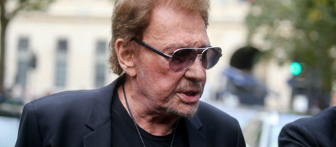 Johnny Hallyday de retour en studio dans une semaine: ses proches espèrent qu'il pourra sortir de l'hôpital