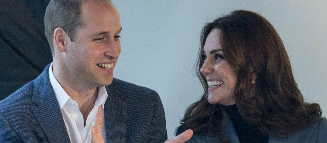 Kate Middleton et le prince William ont reçu un invité très particulier à Kensington