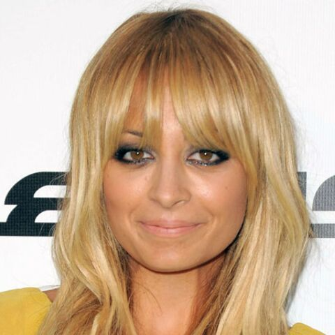 Shopping – le beauty look de Nicole Richie