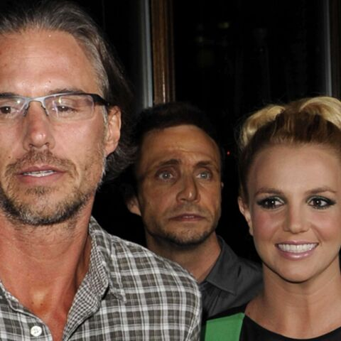 Britney Spears s'est fiancée