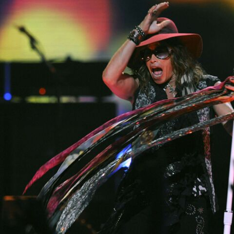 Steven Tyler, le leader d'Aerosmith, héros du grand écran