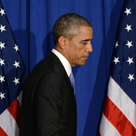 La carte de crédit de Barack Obama rejetée
