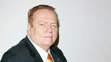 Larry Flynt, roi du porno, offre 1 million de dollars contre des enregistrements accablants de Donald Trump