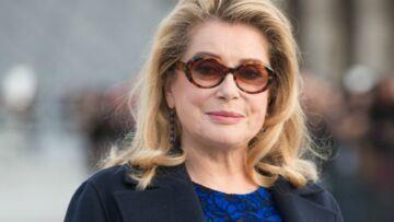 Catherine Deneuve refuse de commenter l'affaire Weinstein