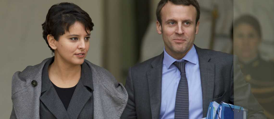 «Elle le hait»: un proche de Najat Vallaud-Belkacem balance sur ses relations avec Emmanuel Macron