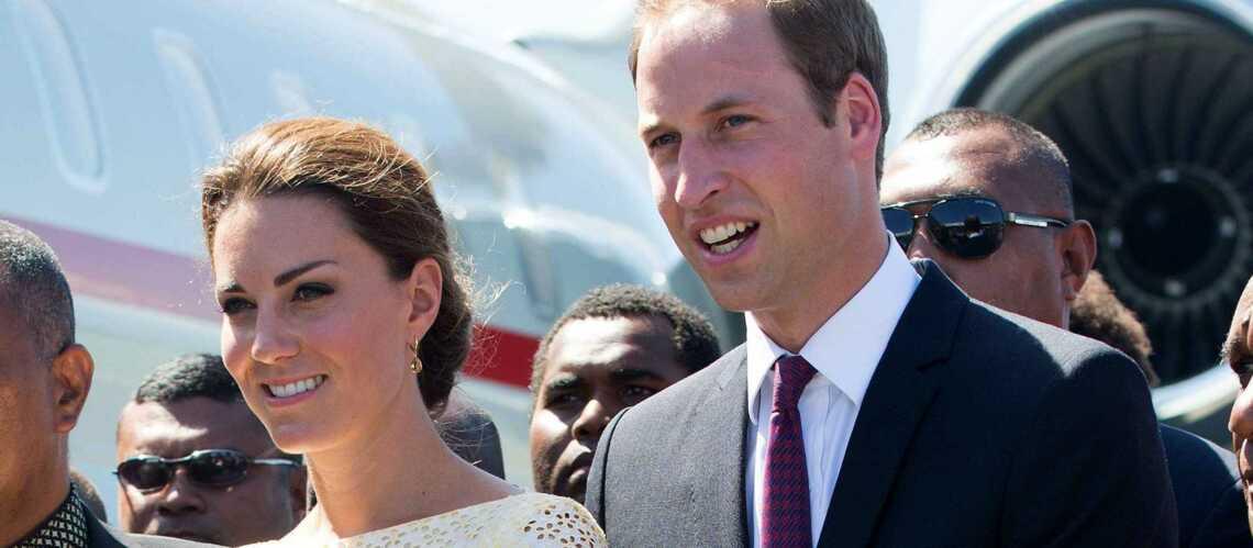 Kate et William attendent un enfant