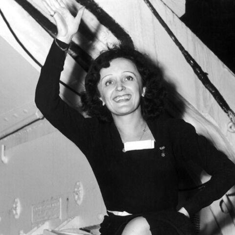 Edith Piaf l'Américaine