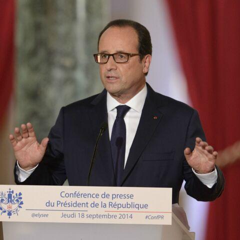 François Hollande n'en dira pas plus