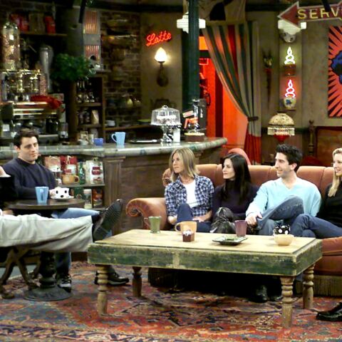 Photos- Friends, visite guidée du Central Perk éphémère