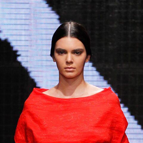 Kendall Jenner, martyr de la Fashion Week