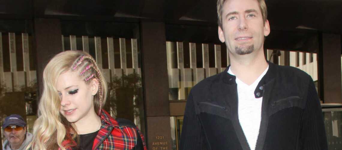 Avril Lavigne: sur le point de divorcer après 14 mois de mariage