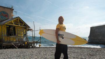 Brice, de retour à Nice