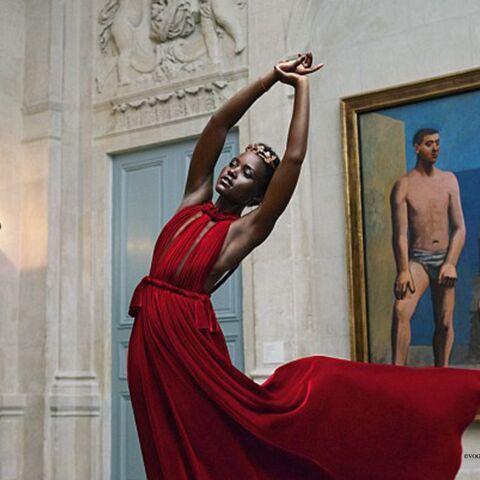 Lupita Nyong'o, ode à Picasso
