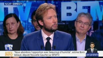 Boris Vallaud et Najat Vallaud-Belkacem: pour leur couple ils veulent éviter les erreurs de «Ségolène et François»