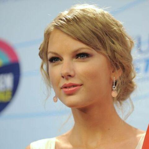 Taylor Swift et Connor Kennedy: le baiser!