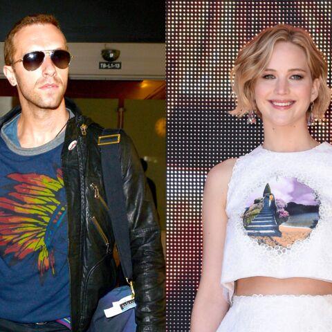 Pourquoi Chris Martin a-t-il craqué pour Jennifer Lawrence?
