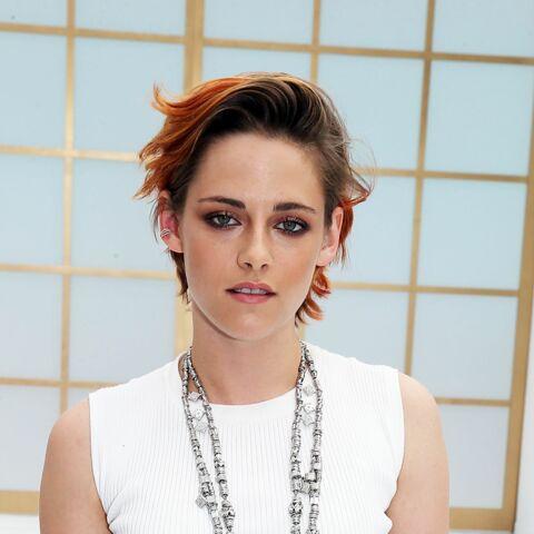 Shopping beauté de star – Le smoky glitter de Kristen Stewart